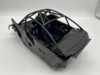 2018 Ford Fiesta WRC Catalunya Innenausstattung